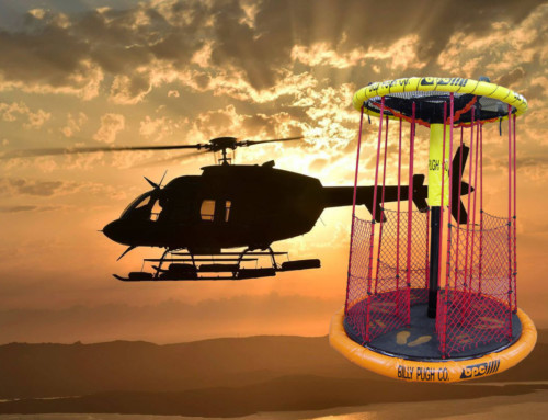 Safety of Personnel Transfer Baskets/Devices vs. Helicopter Transfer… results may surprise you