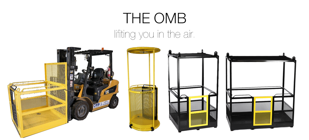 2c626b37802d0 Billy Pugh Company s OSHA Man Baskets (OMB) are designed with your  personnel s safety and job satisfaction in mind. Whether you are having to  work in the ...