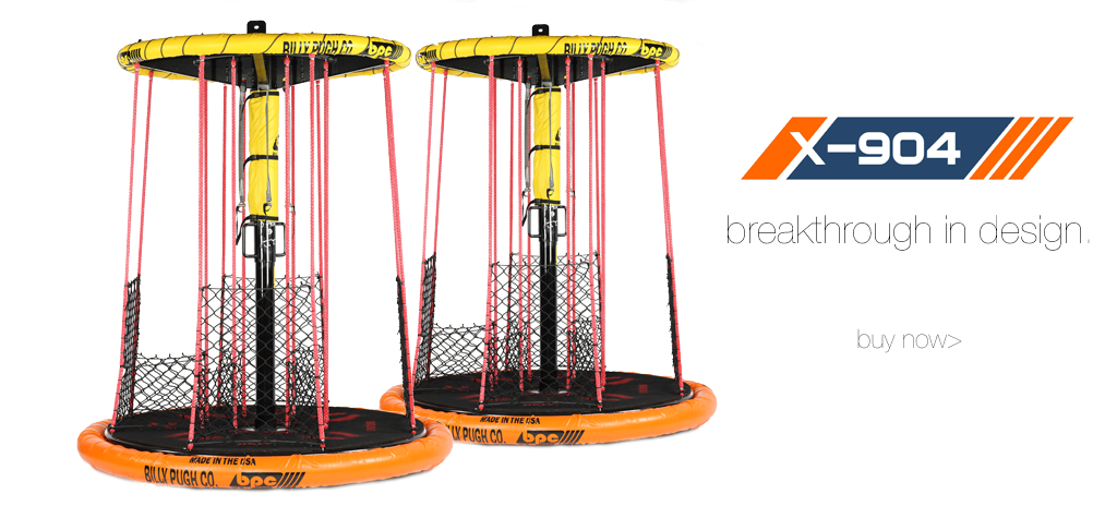 X 904 Offshore Transfer Device Personnel Baskets Billy